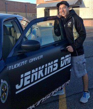 Jenkins Drivers Ed puts Success In Drive!